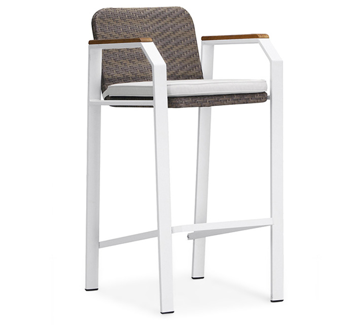 chaise haute de jardin bar miami 129 salon d 39 t. Black Bedroom Furniture Sets. Home Design Ideas