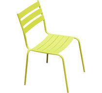 chaise de jardin paris lux vert anis 29 salon d 39 t. Black Bedroom Furniture Sets. Home Design Ideas