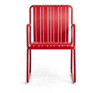 salon de jardin aluminium rouge red 8 places 1679 salon d 39 t. Black Bedroom Furniture Sets. Home Design Ideas