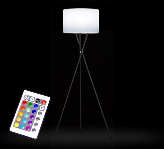 lampadaire sans fil
