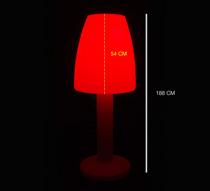 lampadaire de jardin led h188 cm sans fil rechargeable 179 salon d. Black Bedroom Furniture Sets. Home Design Ideas