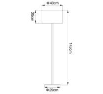 lampadaire de jardin led h143cm sans fil rechargeable 99. Black Bedroom Furniture Sets. Home Design Ideas