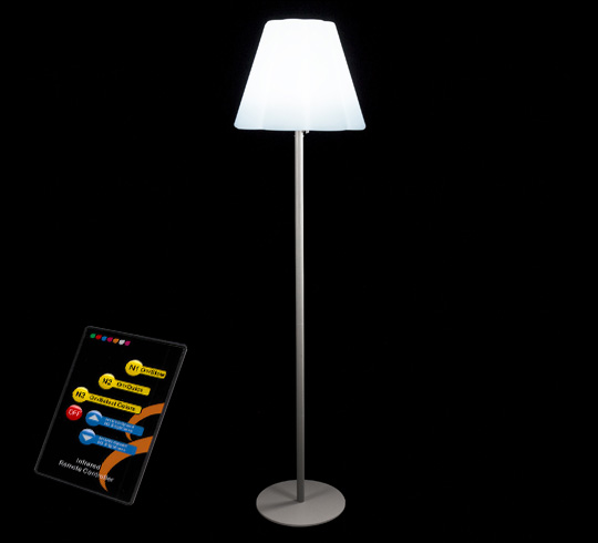 lampadaire de jardin led h148cm sans fil rechargeable 6 promo hd 5 Incroyable Promo Lampadaire Zzt4
