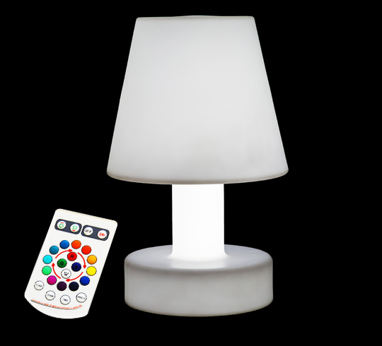 lampe poser g ante led h90cm sans fil rechargeable 169 salon d 39. Black Bedroom Furniture Sets. Home Design Ideas