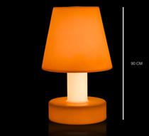 Lampe A Poser Geante Led H90cm Sans Fil Rechargeable 169 Salon D E