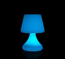 lampe de table led h26cm sans fil rechargeable 49 salon. Black Bedroom Furniture Sets. Home Design Ideas