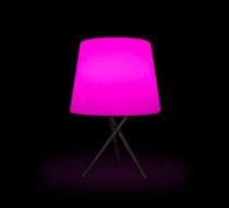 lampe poser tr pied h54 cm sans fil rechargeable 79 salon d 39 t. Black Bedroom Furniture Sets. Home Design Ideas