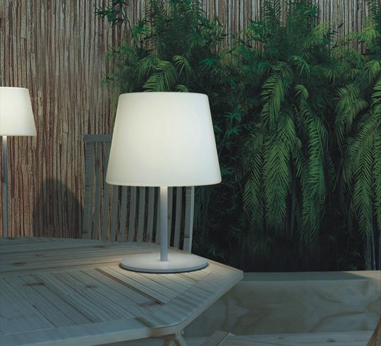 H58cm Lampe Rechargeable De Sans Table Led Fil KcT1J3Fl