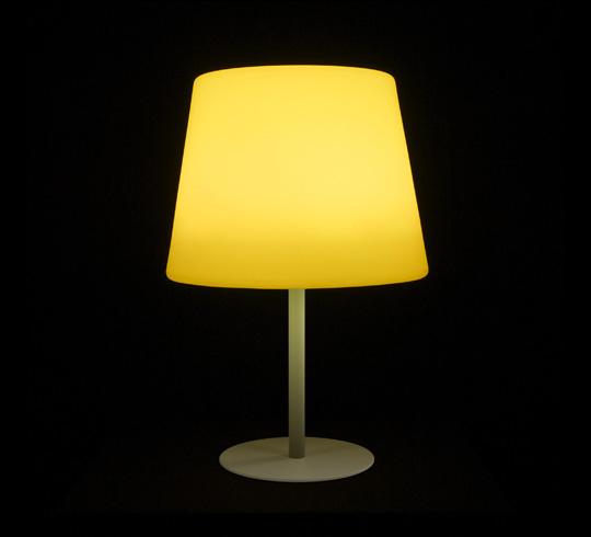 lampe de table led h58cm sans fil rechargeable 29 salon. Black Bedroom Furniture Sets. Home Design Ideas