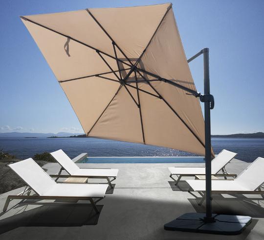 parasol solide