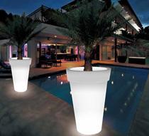 pot lumineux led h 150cm ext rieur sans fil 339 salon d 39 t. Black Bedroom Furniture Sets. Home Design Ideas