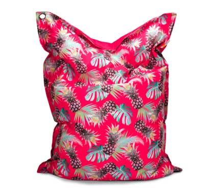 pouf g ant ext rieur xxl motif flamant rose haut de gamme rose 149 salon d 39 t. Black Bedroom Furniture Sets. Home Design Ideas