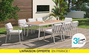 Mobilier de jardin Salon d\'été | mobilier salon de jardin pas cher ...