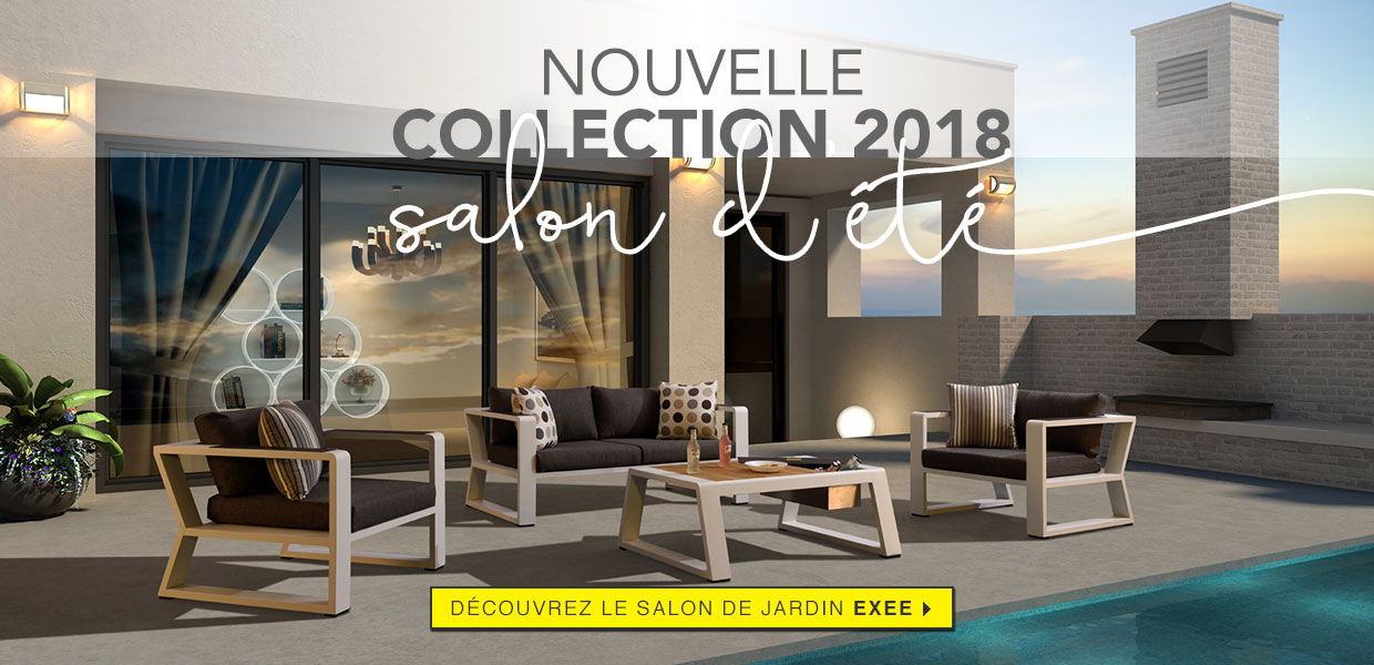 mobilier de jardin salon d 39 t mobilier salon de jardin pas cher et tendance. Black Bedroom Furniture Sets. Home Design Ideas