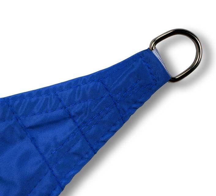 Voile D\'ombrage Rectangulaire 4x3 m Bleu Roi 180g/m2 48€ | Salon d\'été