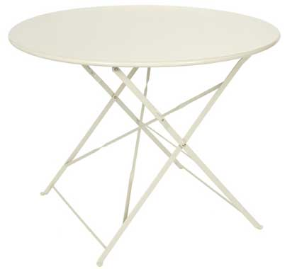 Tables de Jardin Aluminium | Salon d\'été