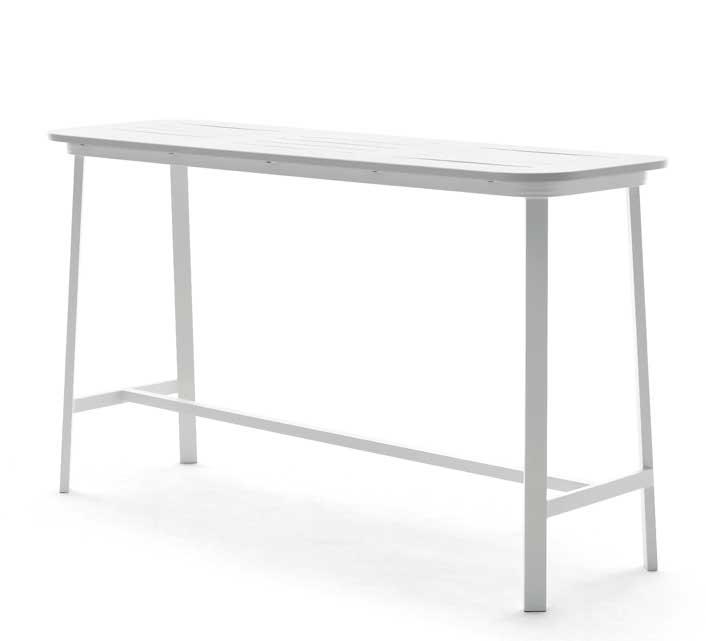 6f80fccc30af24 Tables de Jardin teck, aluminium ou fil tressé   Salon d été