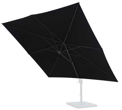 toile de remplacement parasol d port haut de gamme 250g. Black Bedroom Furniture Sets. Home Design Ideas