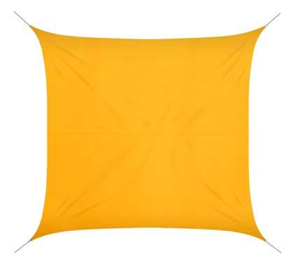 voile d 39 ombrage 5 5x5 5 m beige 180g m2 75 salon d 39 t. Black Bedroom Furniture Sets. Home Design Ideas
